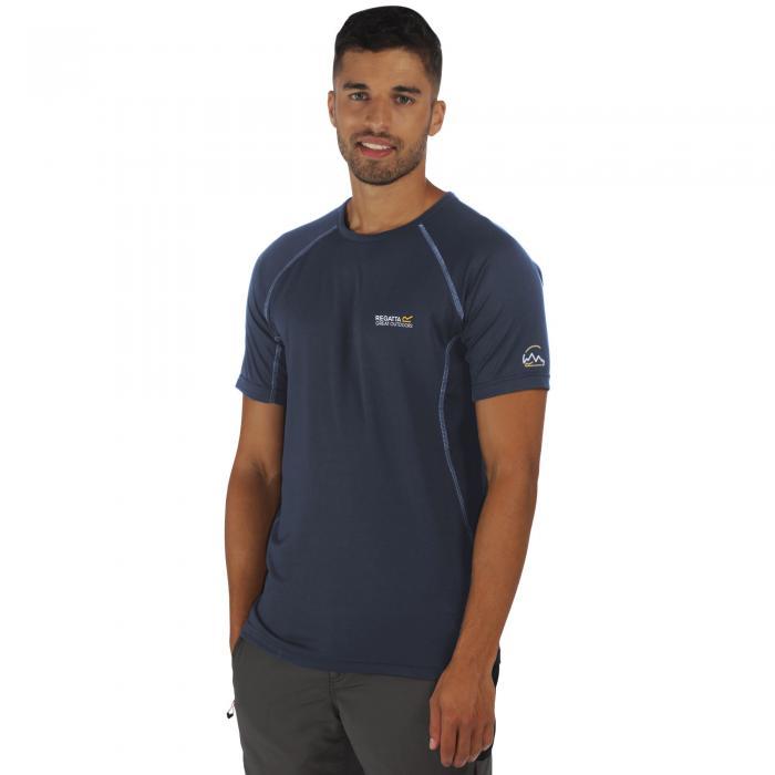 Virda T-Shirt Seal Grey