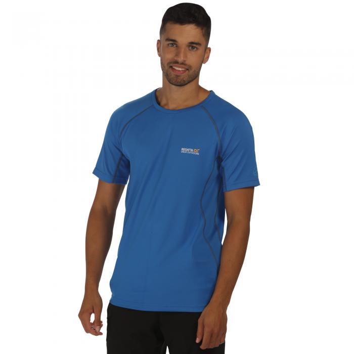 Virda T-Shirt Oxford Blue
