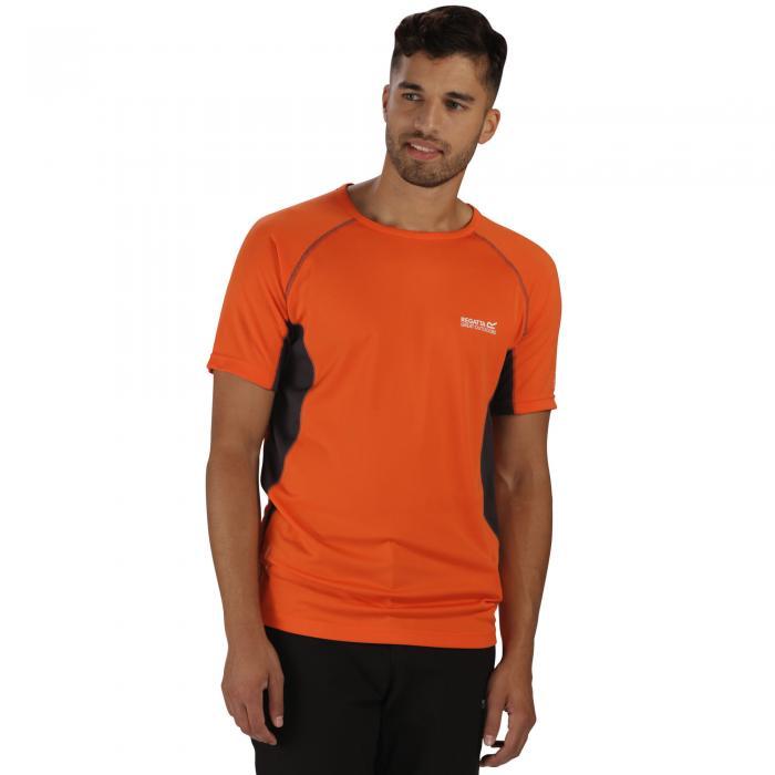 Virda T-Shirt Magma Grey