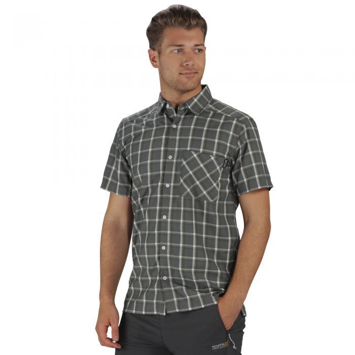 Mindano II Shirt Balsam Green