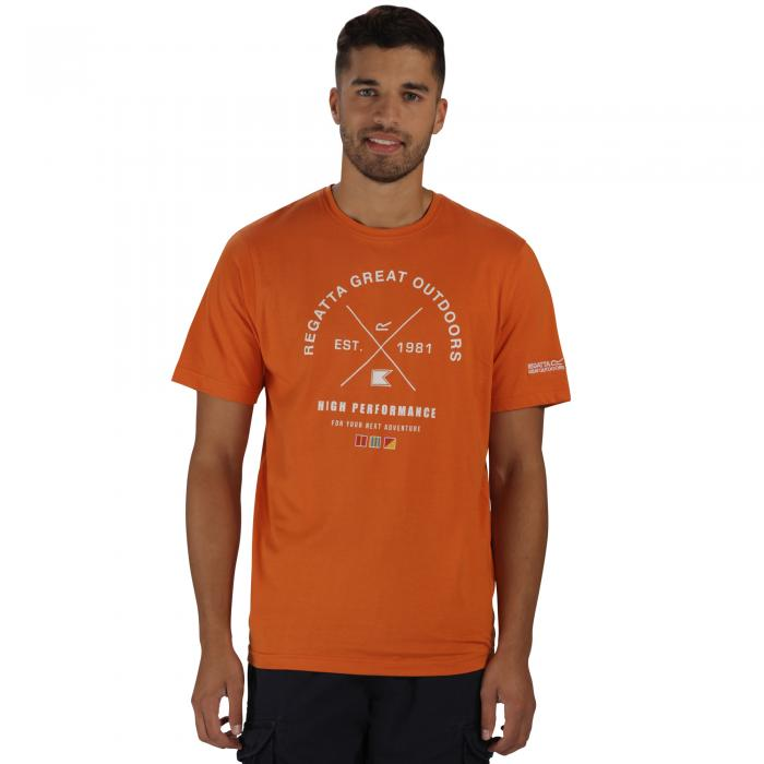 Cline T-Shirt Carrot