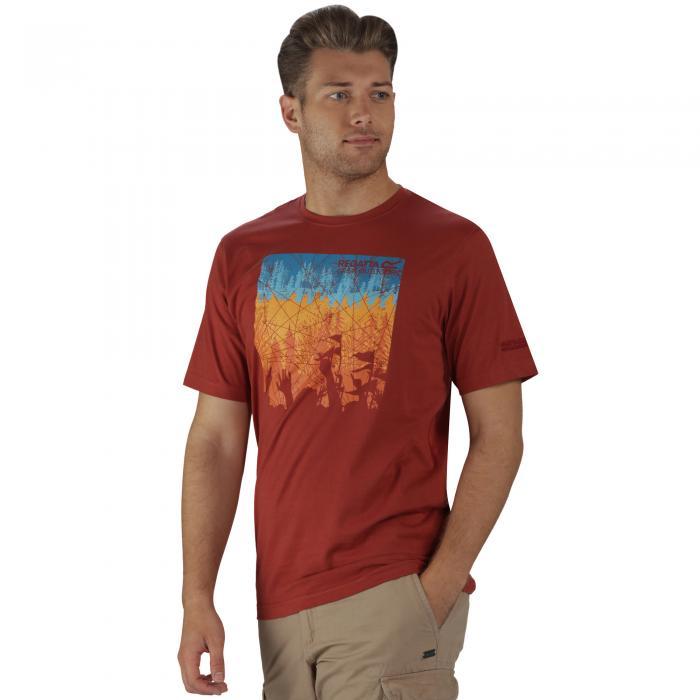 Cline T-Shirt Cowhide