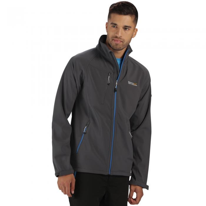 Nielson III Softshell Seal Grey