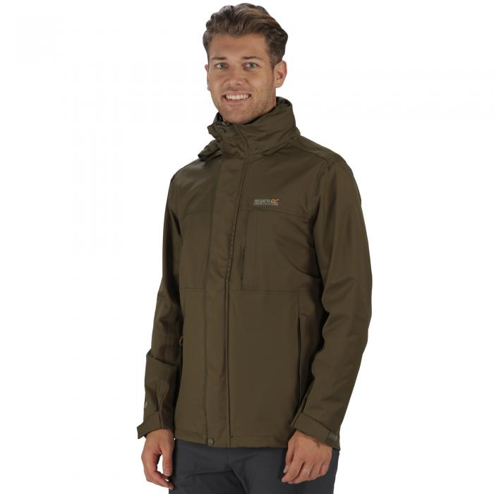 Northfield Stretch III Jacket Olive Night