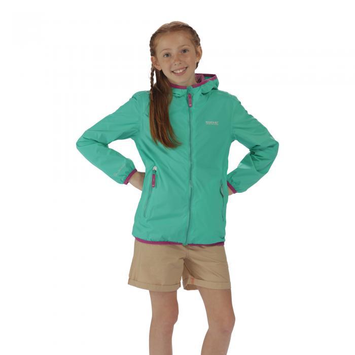 Lever II Jacket Pale Jade