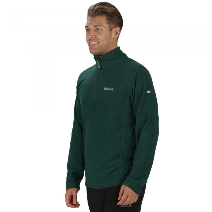Montes Fleece Hunter Green