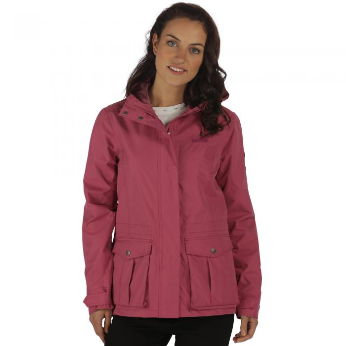 Lanelle Jacket Red Violet