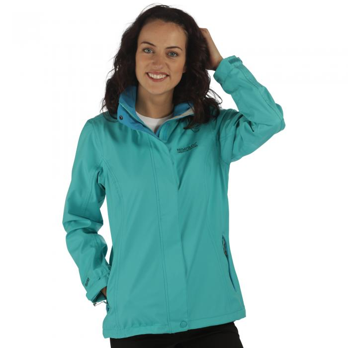Calyn Stretch Jacket Atlantis