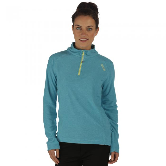 Women's Montes Fleece Fluro Blue