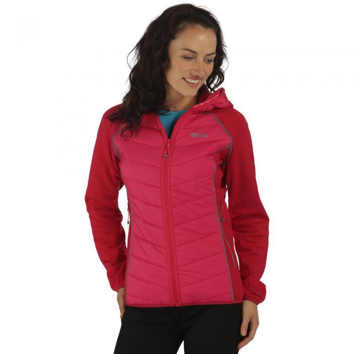 Women's Andreson II Hybrid Jacket Duches Cerise