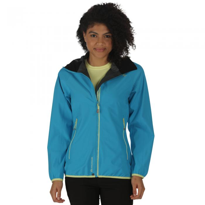 Women's Imber Jacket Fluro Blue