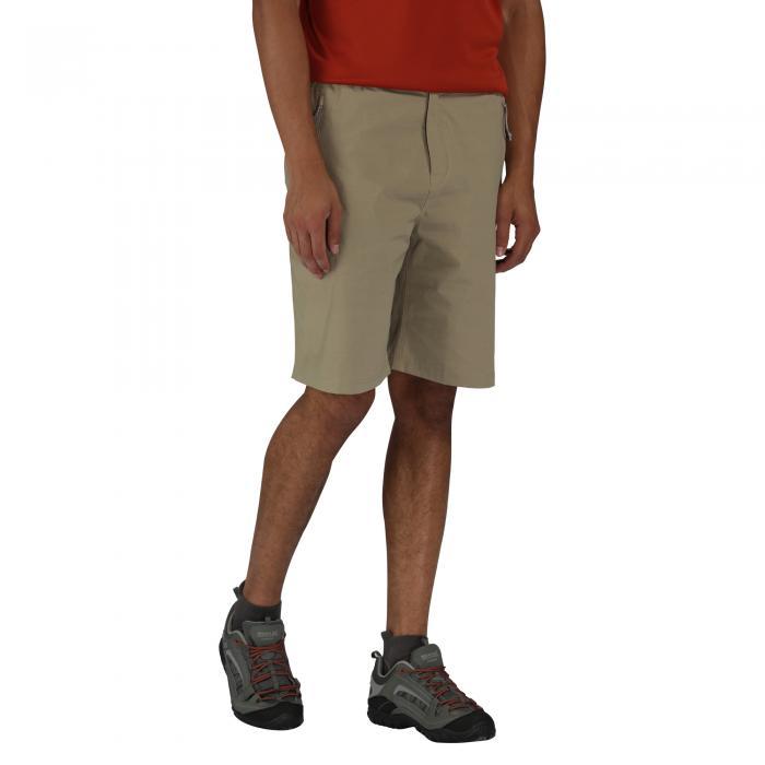 Fellwalk Stretch Shorts II Parchment