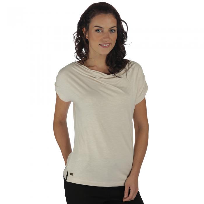 Nolana T-Shirt Light Vanilla