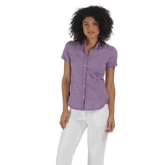 Womens Honshu Shirt Juniper