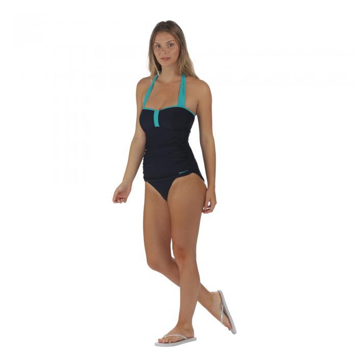 Verbenna Swim Costume Navy