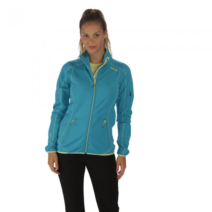 Women's Sumarta II Softshell Jacket Fluro Blue