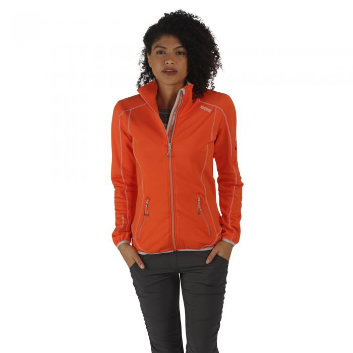 Women's Sumarta II Softshell Jacket Pumpkin