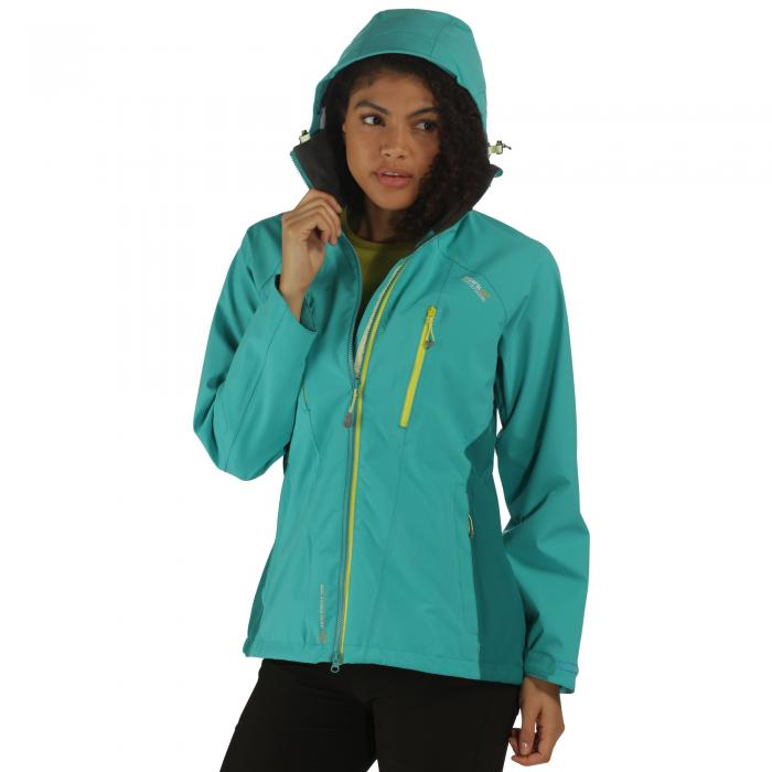 Women's Oaklahoma II Jacket Atlantis Deep Lake
