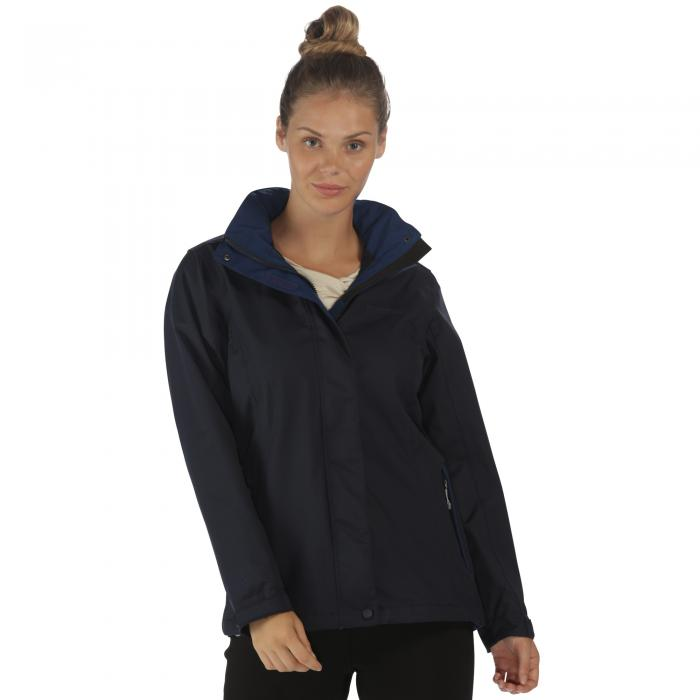 Calyn Stretch Jacket Navy