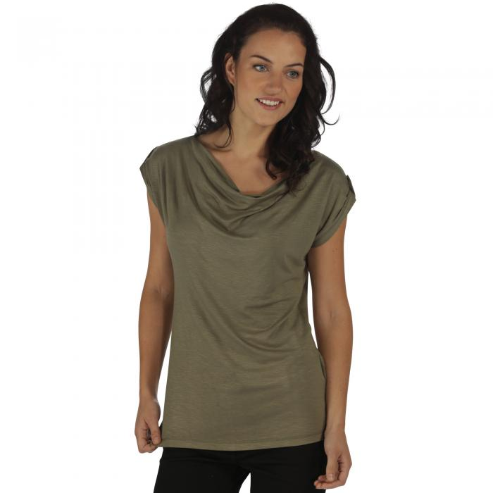 Nolana T-Shirt Utility Green