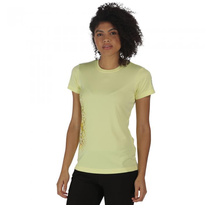 Women's Fingal II T-Shirt Citric