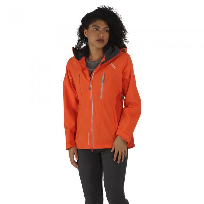 Women's Oaklahoma II Jacket Pumpkin Cinnamon