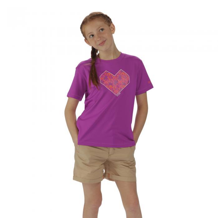 Alvarado II T-Shirt Vivid Viola