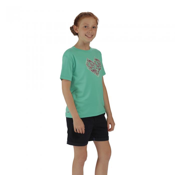 Alvarado II T-Shirt Pale Jade