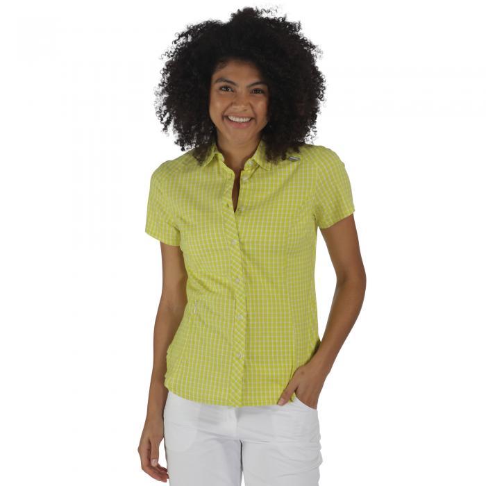 Womens Honshu Shirt Limetta