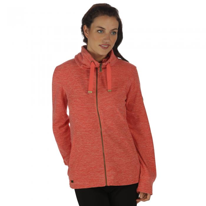 Endora Fleece Deep Sea Coral