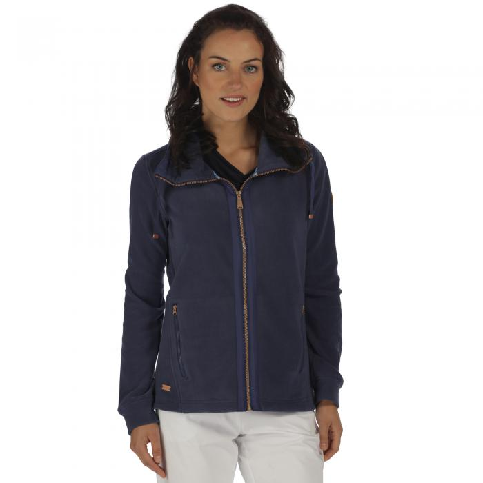 Daphnie Fleece Light Marine