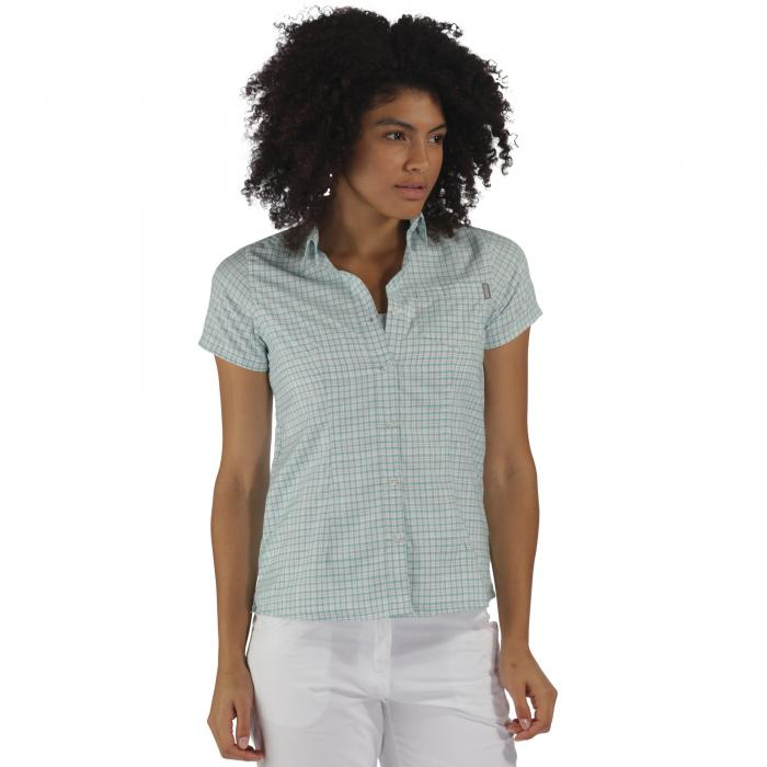 Women's Mindano II Shirt Atlantis