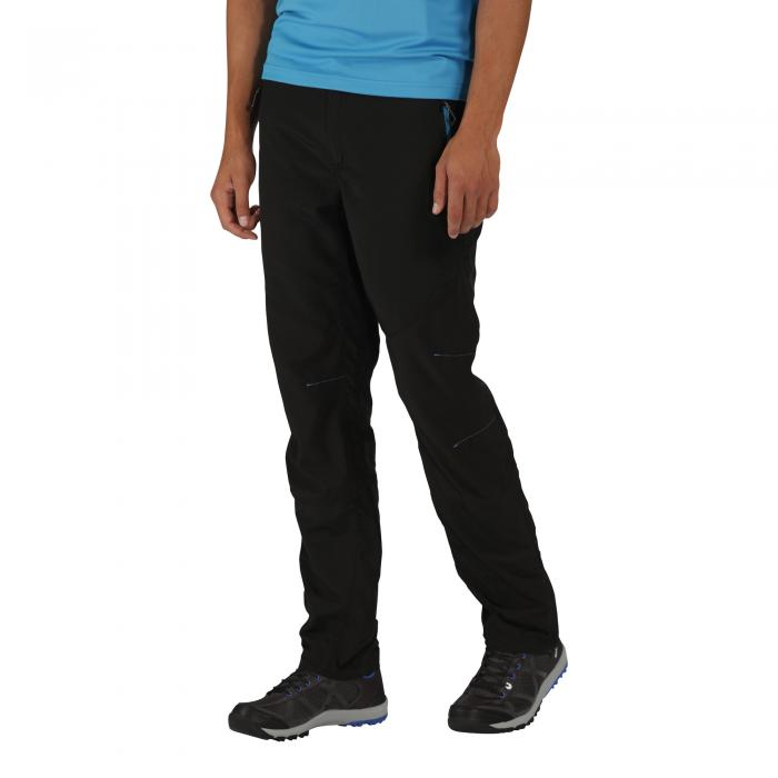 Sungari Trousers Black Black