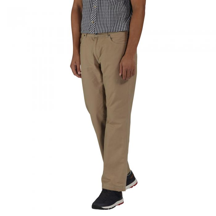 Landyn Trousers Nutmeg Cream