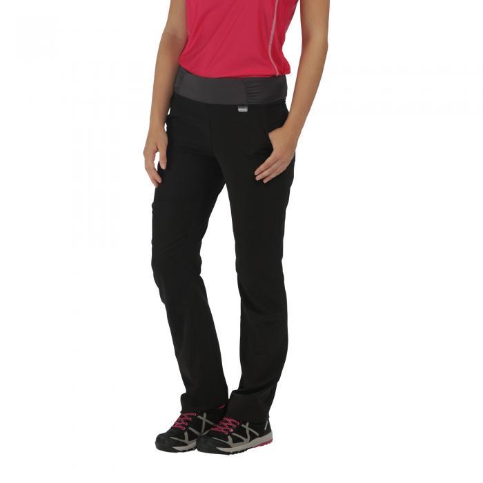 Zarine Trousers Black
