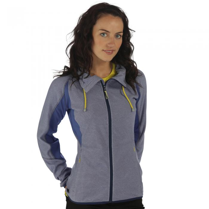 Women's Mons II Fleece Ultramarine