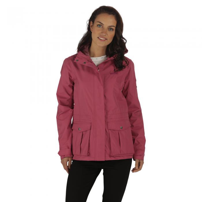 Lanelle Jacket Red Violet