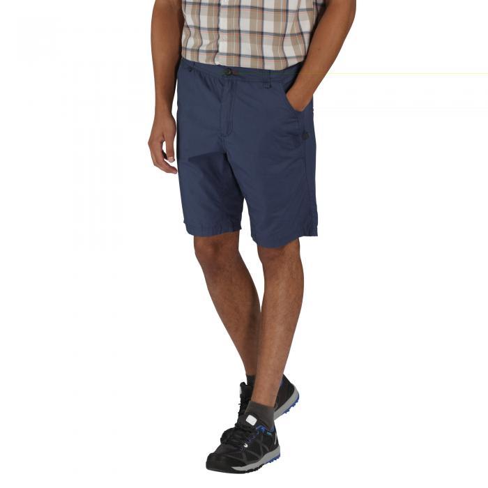 Sanjaro Shorts Dark Denim
