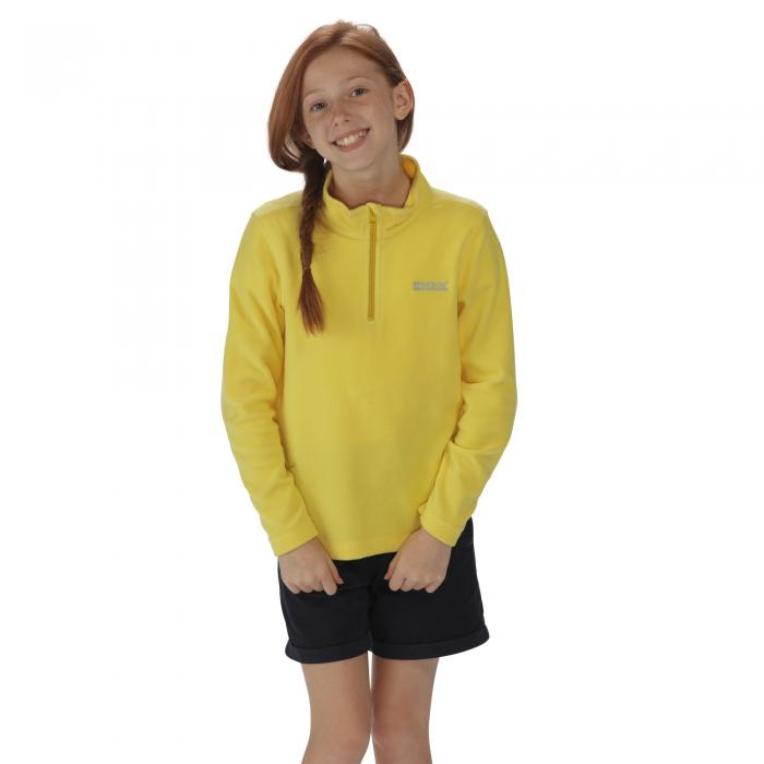 Hot Shot II Fleece Spring Yellow
