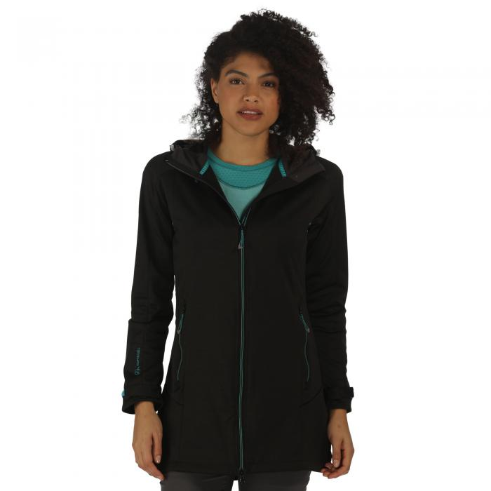 Lilywood Softshell Jacket Black