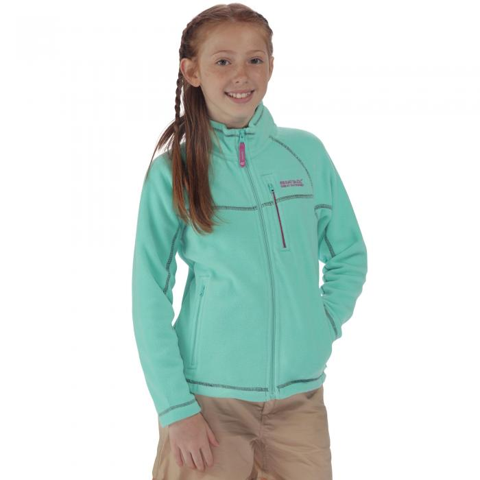 Marlin V Fleece Pale Jade