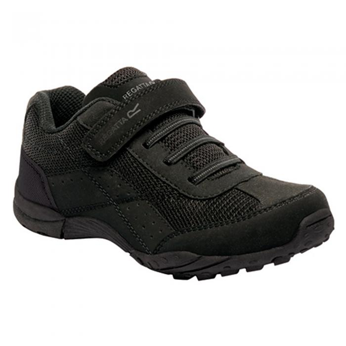 Stonegate Low Junior Shoe Black