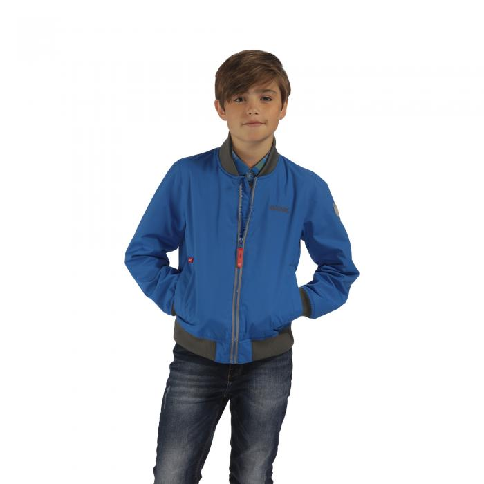 Boys Witton Jacket Oxford Blue