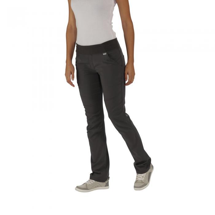 Zarine Trousers Seal Grey
