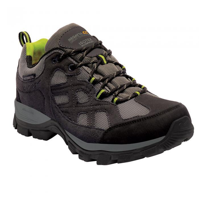 Toba Low Hiking Shoe Briar Green