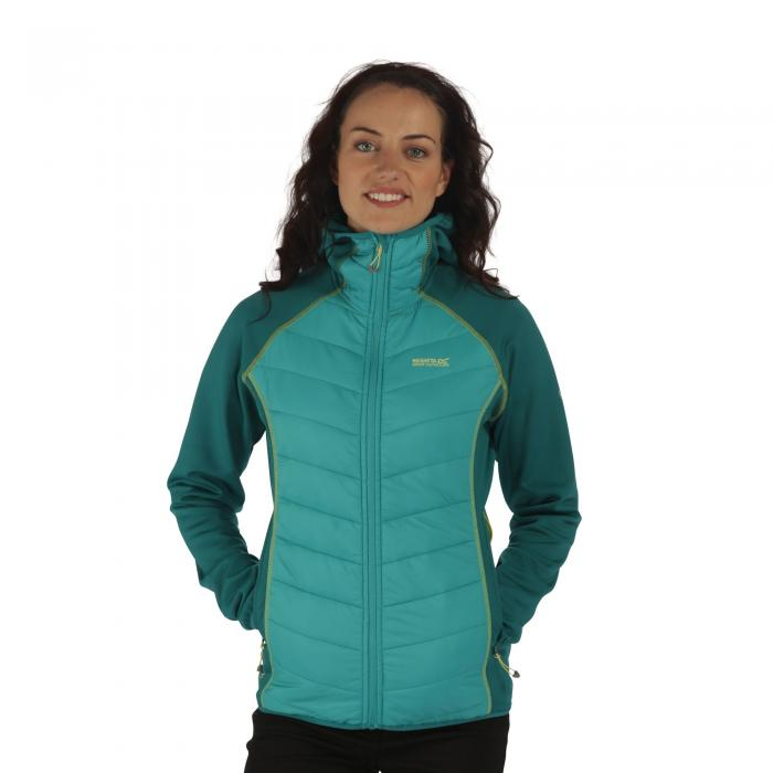 Women's Andreson II Hybrid Jacket Atlantis Lake