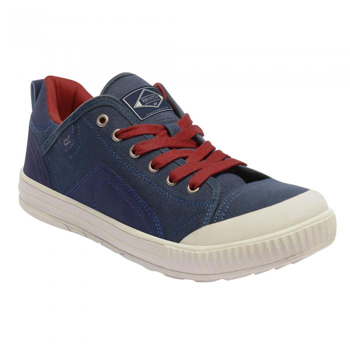 Turnpike Shoe Navy Tikka