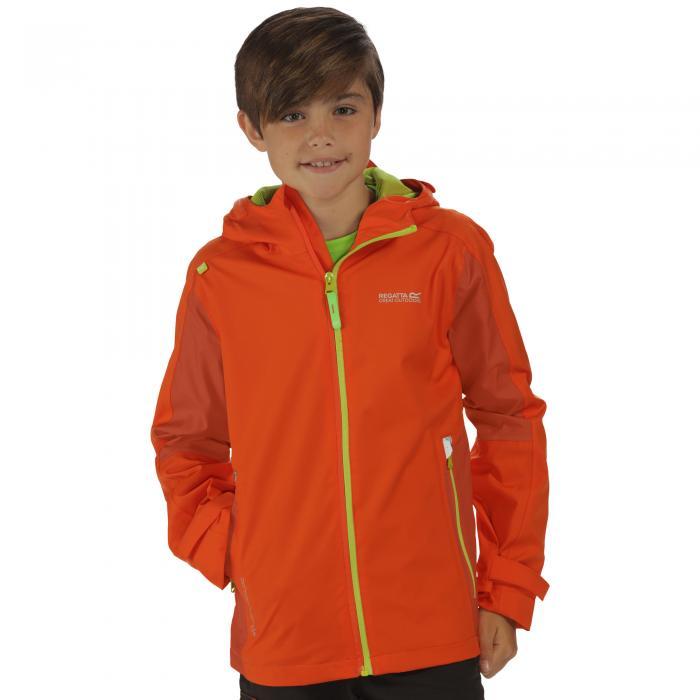 Hipoint Stretch II Jacket Magma Cinnamon