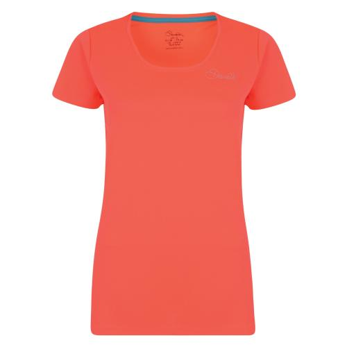 Reform II T-Shirt Fiery Coral