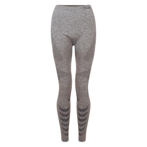 Womens Zonal III Legging - Charcoal Grey